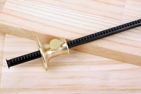Strumenti per la lavorazione del legno - Strumenti di misurazione e marcatura