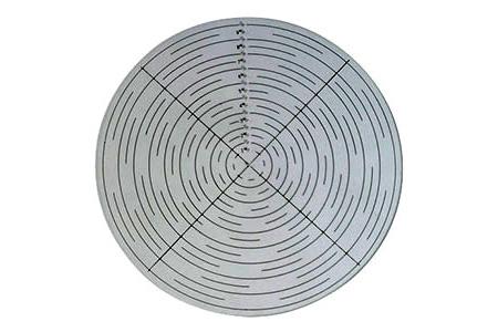 Středoví nálezci - Dřevoobráběcí nástroje - Měřicí a značkovací nástroje - Středové hledače