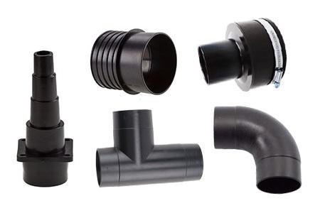 集塵機の付属品 - 木工ツール-集塵アクセサリー-集塵継手