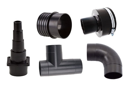 Dust Collection Fittings - Woodworking Tools - Dust Collection Accessories - Dust Collection Fittings