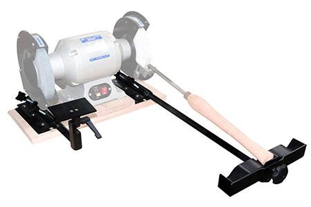 治具を研ぐ - 木工ツール-シャープニングツール-シャープニングジグ