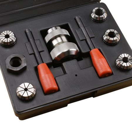 Turners Collet Chuck Set - Collet Chucking System - Turners Collet Chuck Set