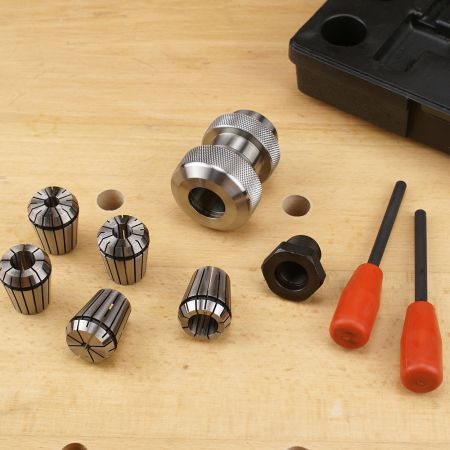 Turners Collet Chuck Set