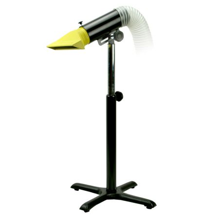 Adjustable Dust Collection Nozzle With Heavy Duty Stand - Dust Collection Nozzle with Heavy Duty Stand