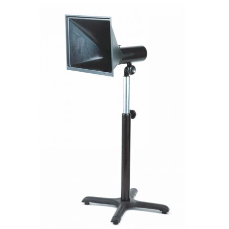 Big Mouth Dust Hood With Swivel Bracket And Stand - Dust Hood with Stand