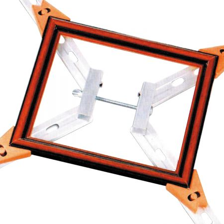 Self-Squaring Frame Clamp Corner Clamp For Wood Clamps - Frame Clamp