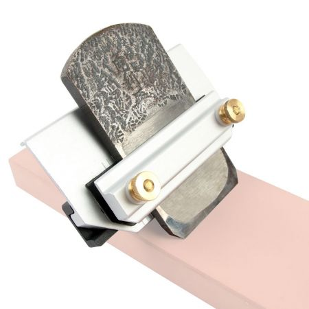 Honing Guide with Brass Roller for Chisels and Planes - honing guide for chisels and planes