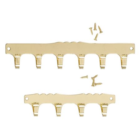 Key-Box Hook Strip - 4 Hook Strip
