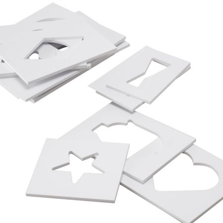 Inlay Pattern Router Templates - Inlay Templates
