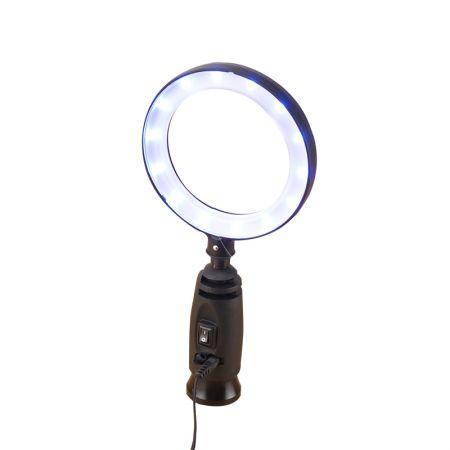ポータブル5倍倍率LEDワークライト - 倍率LEDワークライト