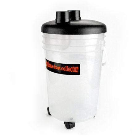 Kit coletor de pó para ciclone mini galão - coleção de pó - Mini Dust Cyclone Kit