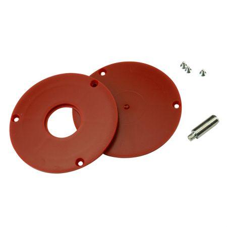 Phenolic Router Plate Insert Ring - Insert Rings