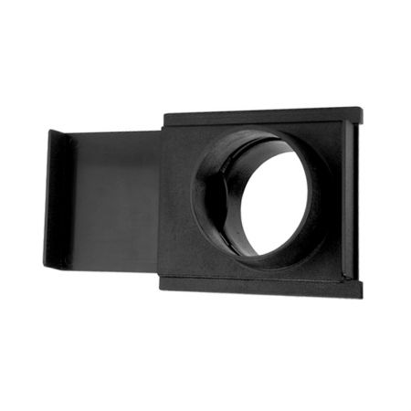 4-Inch Self-Cleaning Blast Gate for Dust Collector/ Vacuum - 4-inch ADJ. Plastic Self-Cleaning