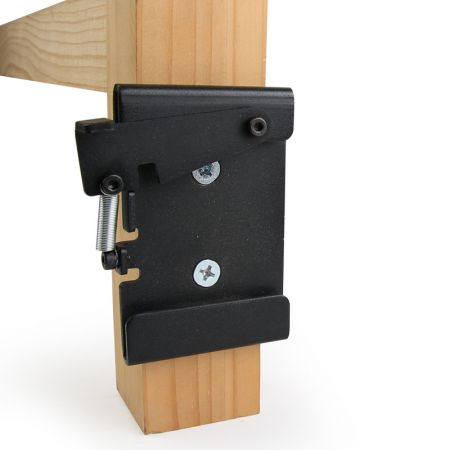 Release Workbench Caster Plates, Plates to Quickly Attach - Release Workbench Caster Plates