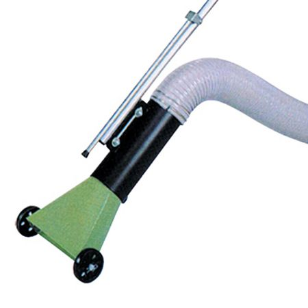Rolling Floor Sweep With dust hood,Wheels And Handle - Floor Sweeper Rolling Floor Sweep Floor Sweep Attachment Dust Hood