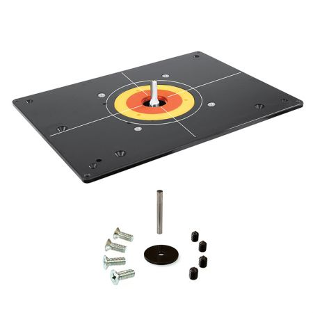 Router Table Plate Centering System - Router Base Plate Centering Kit