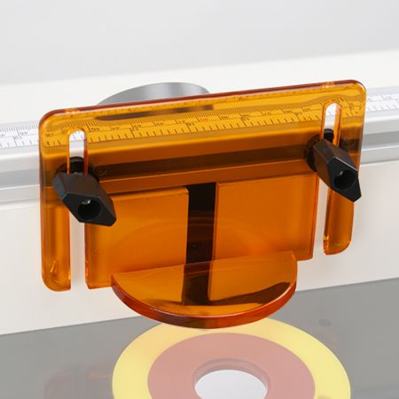 Router Bit Guard for Router Table Fence - Large Router Bit Guard