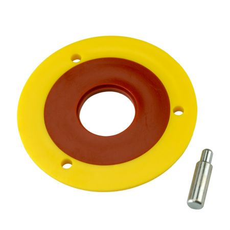 Phenolic Router Table Insert Ring Set - Router Table Insert Ring Set