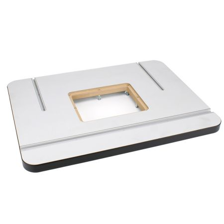 High Pressure Laminate Router Table Top without Plate - Phenolic Router Plates