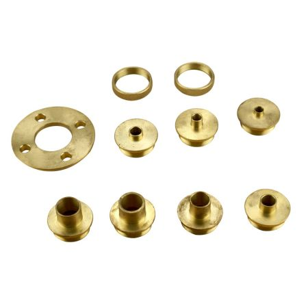Router Template Guide Bushing 9 Piece Set With Case,Fits all Porter Cable - Router Template Guide