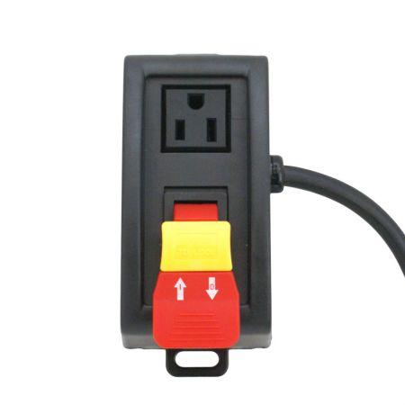مفتاح قفل أداة الطاقة للسلامة - مفتاح التشغيل