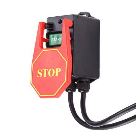 Safety Power Tool Switch - Safety Power Tool Switch