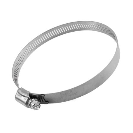 Dust Collection Hose Clamp Adjustable Duct Clamps - Stainless Steel Hose Clamp
