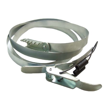 Steel Band Clamp for Dust Collector System - Bag Clamp - Steel Belt Clamp For 20-inch Filter Bag Use