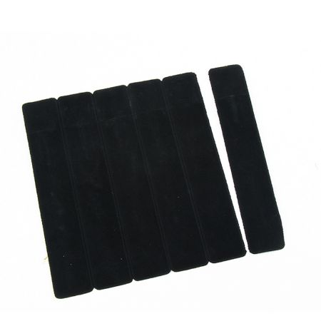 Velvet Black Pen Sleeve - pen sleeve