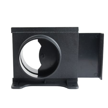 """4"""" Basic Blast Gate Wall-Mounted - Dust Collection Systems - 4-inch Wall Mount Basic Blast Gate"""