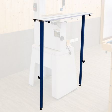 Adjustable Bandsaw Wide Extension Outfeed stand - Outfeed stand