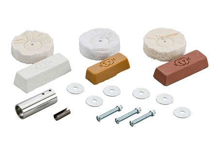Buff System - Woodworking Tools – Sanding and Finishing Tools - Buff System