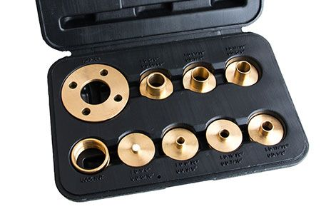 Woodworking Tools – Router Guide Bushing Kit