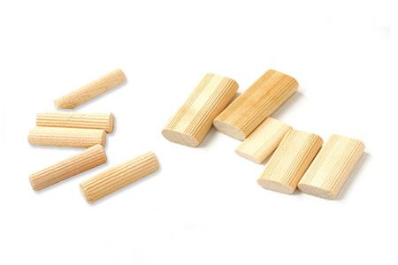 Dowels and Tenons - Woodworking Tools – Drilling and Boring Tools - Dowels and Tenons