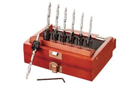 Drill Bits - Woodworking Tools – Drilling and Boring Tools - Drill Bits