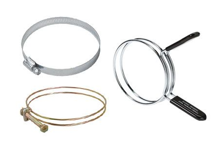Hose Clamps & Hangers - Woodworking Tools – Dust Collection Accessories - Hose Clamps & Hangers