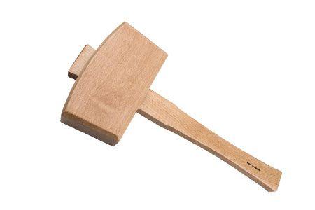 المطارق - أدوات النجارة - أدوات النحت والنقش على الخشب - المطارق