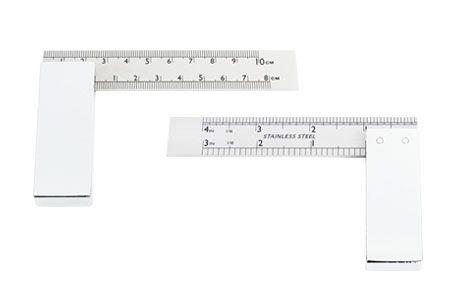 正方形と三角形 - 木工ツール–測定およびマーキングツール–正方形と三角形