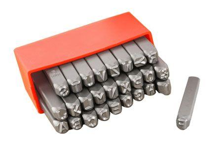 أدوات الختم لكمة - أدوات النجارة - أدوات نحت ونقش الخشب - أدوات ختم لكمة
