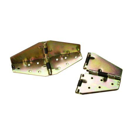 مفصلة طاولة قابلة للطي ورقة قوية - مفصلات قابلة للطي