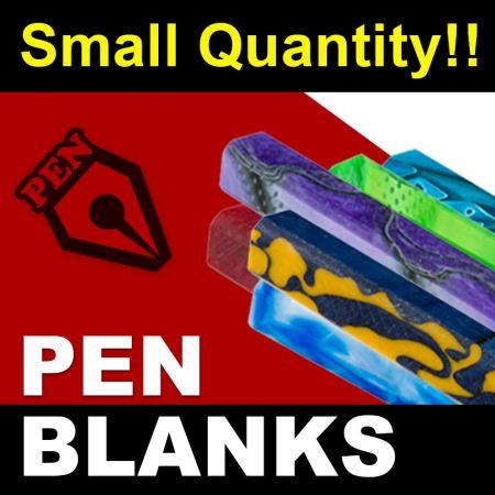 الفراغات القلم - كمية صغيرة - الفراغات القلم