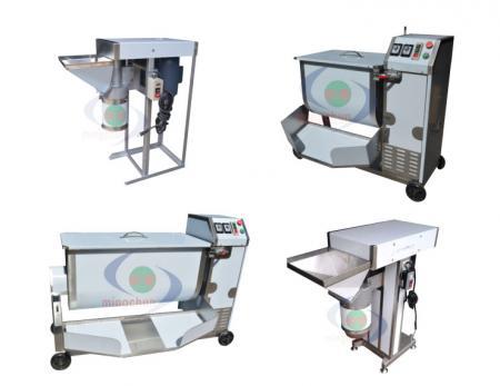 スタッフィング処理装置機械 - スタッフィング加工機