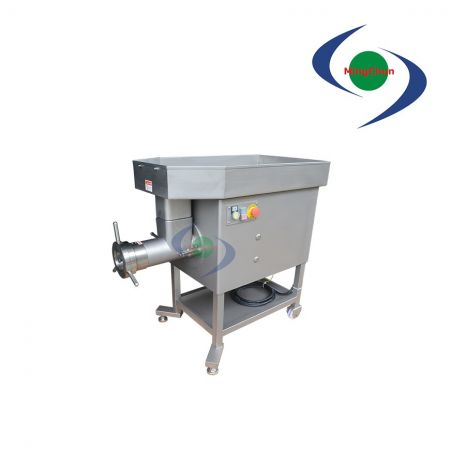 Commercial Meat Grinder DC 220V 3/4HP 1.5HP 5HP - Meat mincer is suitable for mixing and cutting frozen meat, ground meat.