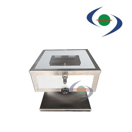 Tabletop Fresh Warm Meat Slicing Machine DC 110V 220V 1HP - Warm boneless meat slicing machine is easy to clean and maintain.