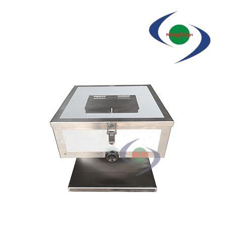 Masa Üstü Taze Sıcak Et Dilimleme Makinesi DC 110V 220V 1HP - Sıcak kemiksiz et dilimleme makinesinin temizlenmesi ve bakımı kolaydır.
