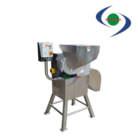 High Legged High Speed Dicing Machine AC 220V 380V 1HP - Suitable for mass diced, the finished product size identical.