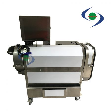 It can cut various vegetables and fruits.