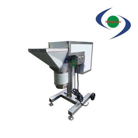 Control Box Hidden Large Crusher DC 220V 380V 2HP - The vegetable crusher can mince many kinds of food to pieces and mud.