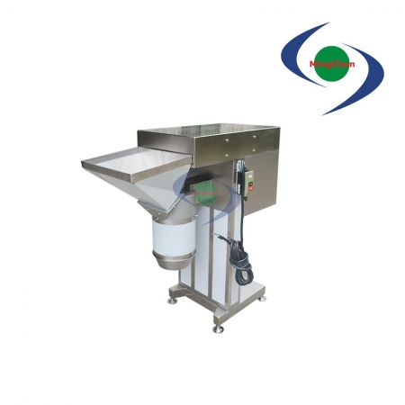 Motor Cover Large Crusher DC 220V 380V 2HP - The vegetable crusher can mince many kinds of food to pieces and mud.