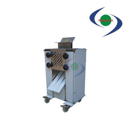 Meat Tenderizer Machine DC 220V 380V 1HP - Tenderizer machine can flatten normal temperature meat instead hand tap.